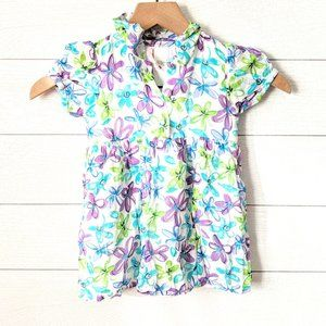 Hanna Andersson Floral Dress 80